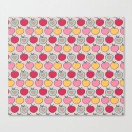 Apple Darling Canvas Print