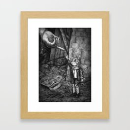 Wishes Come True Framed Art Print