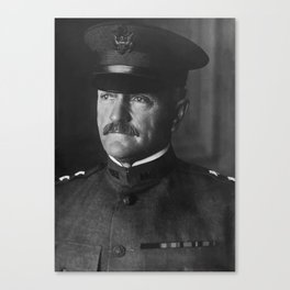 John J. Pershing Canvas Print