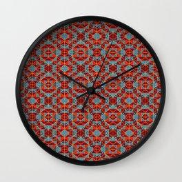 Chacana Candela Wall Clock
