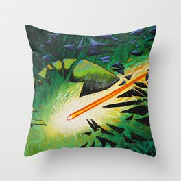 Impact 2012 Throw Pillow