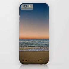 Barceloneta night iPhone 6s Slim Case