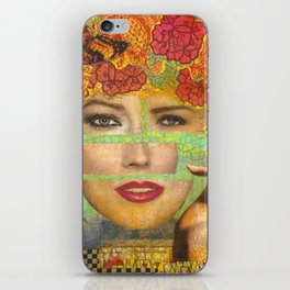 We Are the Sum of all Parts iPhone Skin