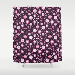 Lollipops Shower Curtain
