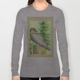 Merlin Falcon Long Sleeve T-shirt