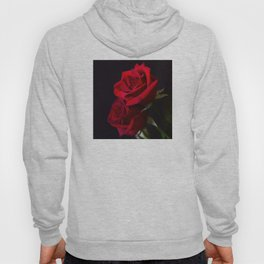Two Red Roses in Camelot Hoody