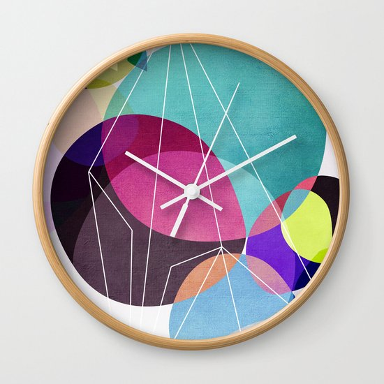 Graphic 169 Wall Clock