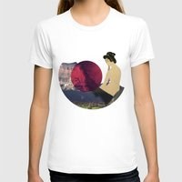 japan T-shirts featuring Japan by Blaz Rojs