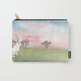 Good Morning Bunny Carry-All Pouch