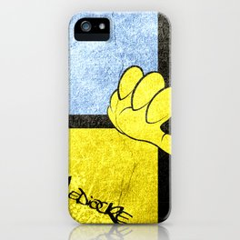 Mediocre Tweety iPhone Case