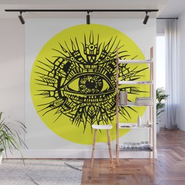 ALL-SEEING DEITY - EYE OF PROVIDENCE Wall Mural