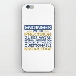 Engineer iPhone Skin