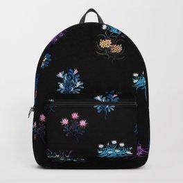 Fantasy flowers Backpack