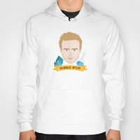 jesse pinkman Hoodies featuring Jesse Pinkman Breaking Bad by WreckThisGirl