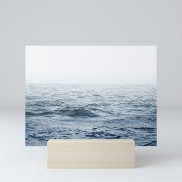 Ocean Waves Photography Mini Art Print