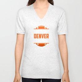 Its A Denver Thing Unisex V-Neck
