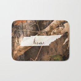 Tennessee is Home - Camo Bath Mat