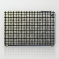 mosaic iPad Cases featuring Mosaic by David Zydd