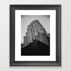 New York No. 2 Framed Art Print