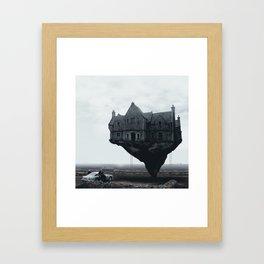 James Bond Characters: Skyfall Lodge (Skyfall) Framed Art Print