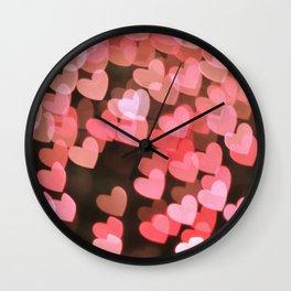 Lovestruck Wall Clock