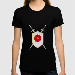 Lancastrian Shield T-shirt