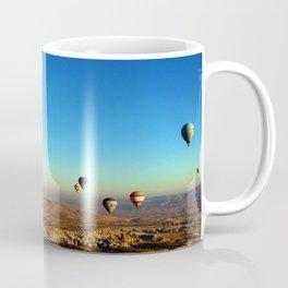 Hot Air Balloons (Color) Coffee Mug
