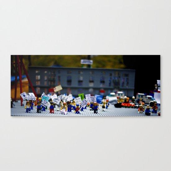 LEGO LAND Canvas Print