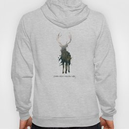 Once more into the wild Hoody