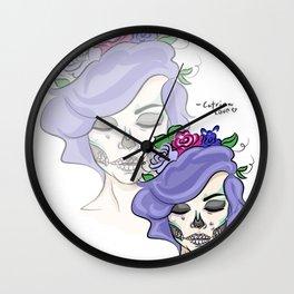 Catrina Love Wall Clock