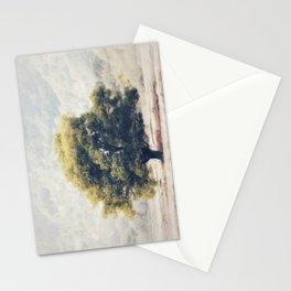 All by myself Stationery Cards
