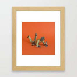 Greedo Shot First Framed Art Print