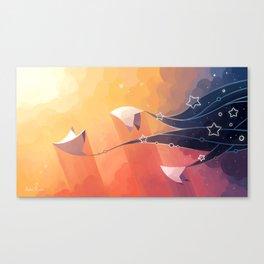Nightbringer Canvas Print