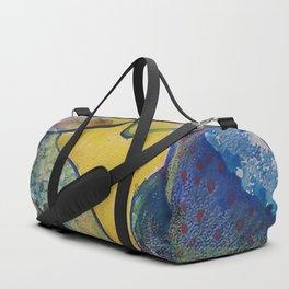 Mushroom Magic Duffle Bag