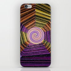 Celtic Spirals iPhone & iPod Skin
