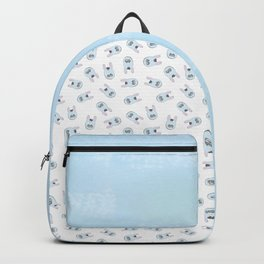 Donkey Pattern Backpack