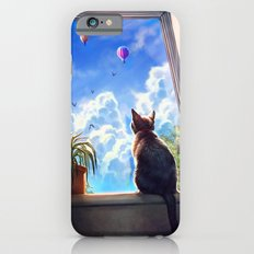 It's a big world out there iPhone 6s Slim Case