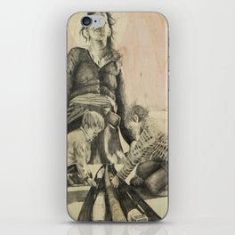 Its all about power iPhone Skin