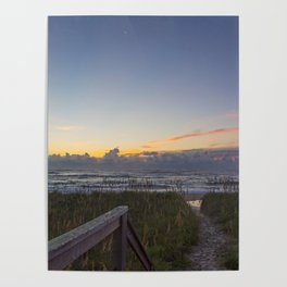 Sunrise View Poster