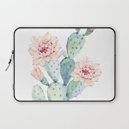 The Prettiest Cactus Laptop Sleeve