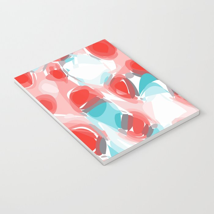 red blue way Notebook
