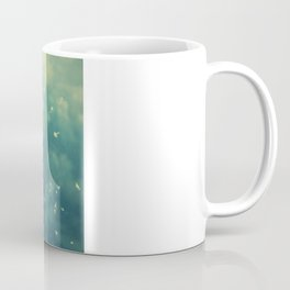 Deep Blue Coffee Mug