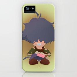 Hans Humpty iPhone Case