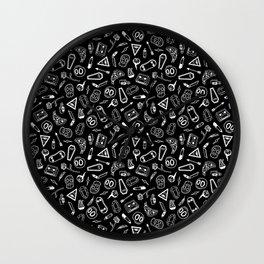 Dark Curiosities Wall Clock