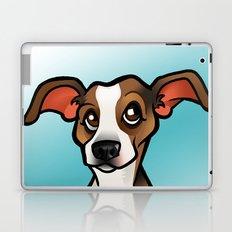 Miso (Beagle) Laptop & iPad Skin