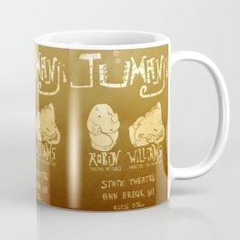 Jumanji Movie Poster Coffee Mug