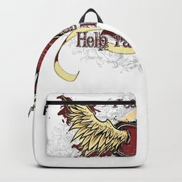 I Can't Help Falling In Love Backpack