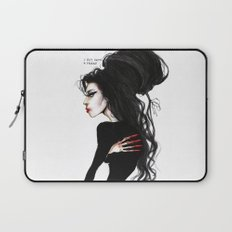 Amy ' I just need a friend'' Laptop Sleeve