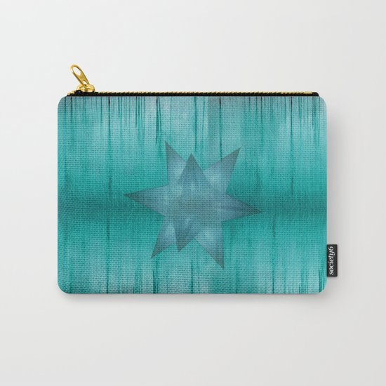Crystal frozen star forest Carry-All Pouch
