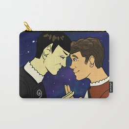 Old Married Spirk Carry-All Pouch